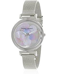 Naf Naf Reloj de cuarzo Woman N10914-204 35 mm