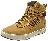 Timberland Men's CityRoam Cupsole F/L Chk Wheat Nubuck Leather Sneakers-9.5 UK/India (44 EU)
