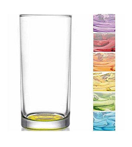 Longdrink Gläser 6 Stück