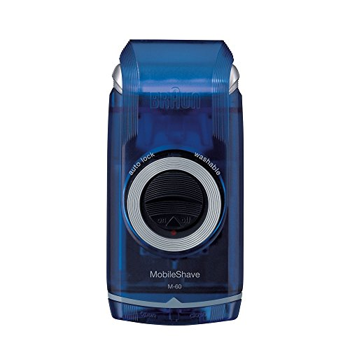 Braun PocketGo M60b MobileShave - Afeitadora eléctrica