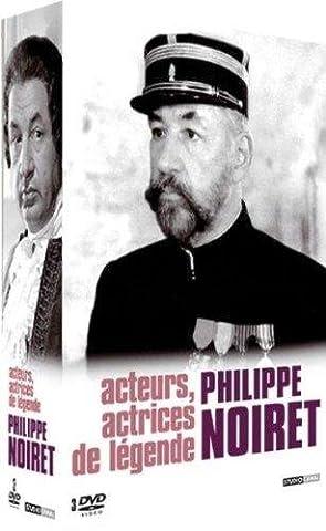Coffret acteurs, actrices de légende : Philippe Noiret - Coup de torchon + Que la fête commence + La vie et rien d'autre