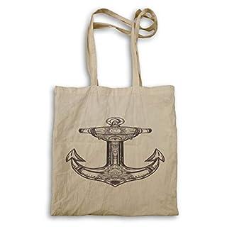 Ancor, Sailing, Summer Tote bag ee888r