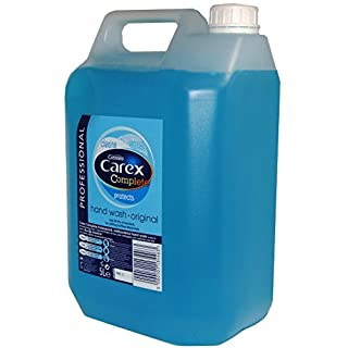 Carex Complete Protects Hand Wash with BacteriaProtect Zinc (5 Litre Bottle)