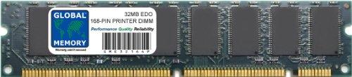 32MB EDO 168DIMM Speicher für Drucker (sharp-afn, C6252A) - 168 Pin Speicher