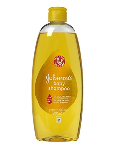 Johnsons Baby Shampoo Camomilla 500ml