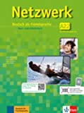 Netzwerk A2. Kursbuch-Arbeitsbuch. Per le Scuole superiori e DVD-ROM. Con CD Audio. Con espansione online: Netzwerk a2, libro del alumno y libro de ejercicios, parte 2 + 2 cd + dvd