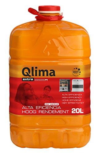 Tanica Qlima EXTRA Combustibile liquido per stufa universale inodore 20lt
