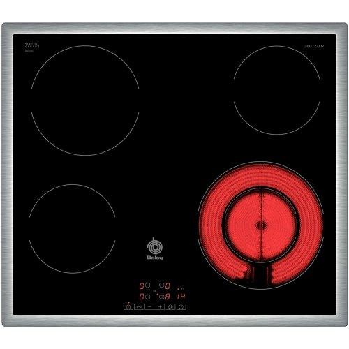5 - Placa de inducción Balay 4 fuegos