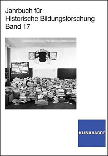 Jahrbuch für Historische Bildungsforschung, Band 17