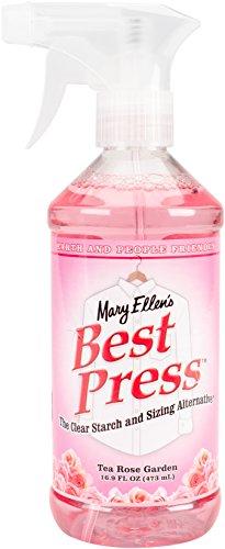 Mary Ellen Produkte 600bp-35 Mary Ellens beste Alternative Press Klar Starch 16 Unzen-Tea Rose Garden -