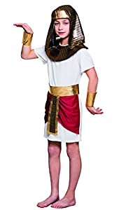 Boland 82254Disfraz Para Niños tutankh Amun, 152