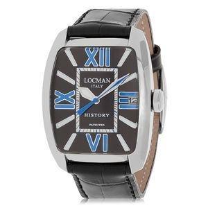 Locman 486N00BKFBL0PSK Montre à Bracelet pour Homme