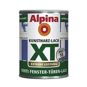 alpina xt kunstharzlack venti fenster t ren lack. Black Bedroom Furniture Sets. Home Design Ideas