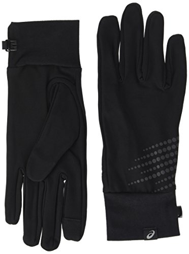 Asics Herren Basic Performance Handschuhe, Performance Black, M (Running Asics Handschuhe)