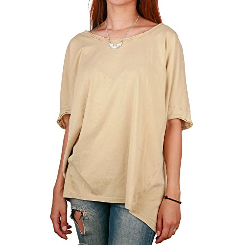 Volcom T-shirt Perfect Day beige Braun