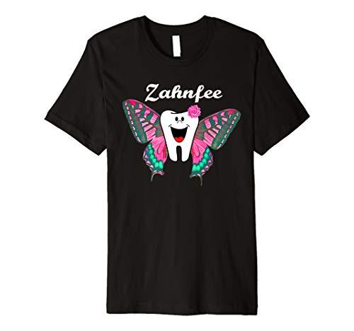 Zahnfee Fasching Kostüm T-Shirt Zahn MFA (Halloween Kostüme Für Paare Diy)