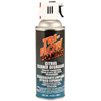 Tri Flow Foaming Citrus Cleaner Degreaser 410ml Spray