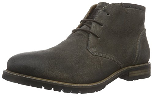Brax Arezzo Stiefel 2, Bottes Classiques homme Brun (CHIKU)