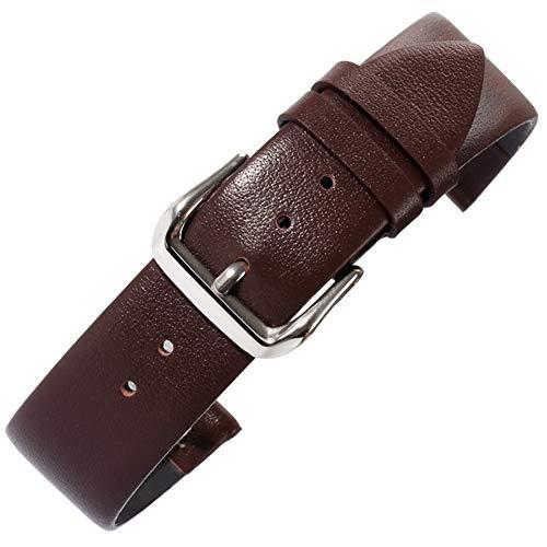 12mm Lederarmband Uhr Lederarmband Uhrenarmband Lederarmband Uhrband Ersatzuhrenarmband braun Riemen Uhr