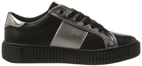 Marco Tozzi 23719, Sneakers Basses Femme Noir (Black Comb 098)