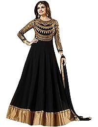 Drashti Villa Suits For Women Indo-Western Red Party Wedding Wear Floor Length Gown/ Anarkali Suit/ Salwar Suit