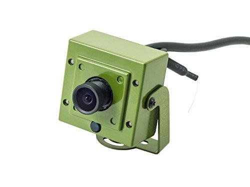 Green Feathers WLAN Bird Box Kamera - HD mit IR, microSD Aufzeichnung, View direkt auf Handy oder Tablet Box-kamera