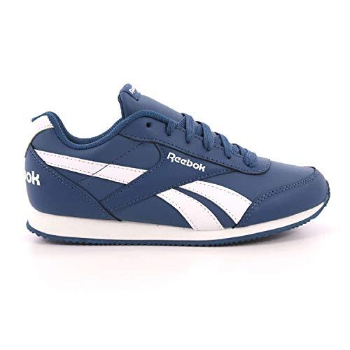 Reebok Royal Cljog 2, Zapatillas de Entrenamiento Unisex Niños, Azul (Bunker Blue/White 0)