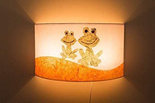 Lampada da parete fatta a mano, camera dei bambini ideale, disegni originali. Decorativo, moderno