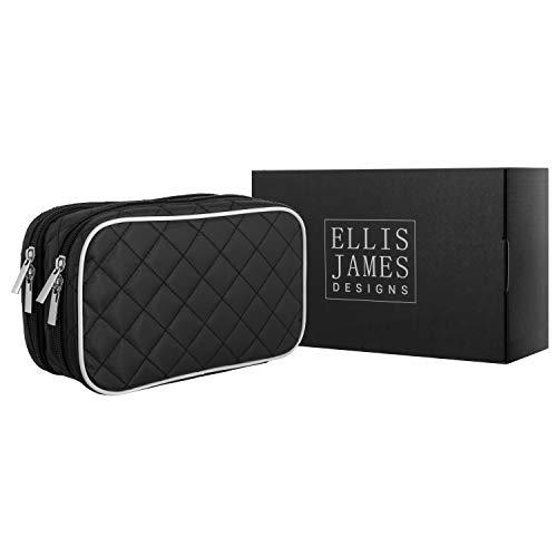 Ellis James Designs - Neceser de maquillaje y...