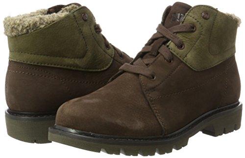 CAT Footwear Women's Fret Fur Wp Boots 5
