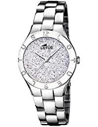 8b395efb686e Lotus Watches Analogico Classico Quarzo Orologio da Polso 18568 1