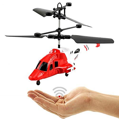 Rettungshubschrauber Airwolf,Hubschrauber der Coast Guard-Küstenwache-Neuheit 2018!Einfach zu Steuern per Handbewegung!Super Geschenk für alle Technik Freaks zu Weihnachten!Helicopter,Mini Drohne