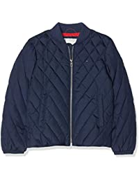 a3fd18f6150 Tommy Hilfiger Mixed Quilt Padded Jacket