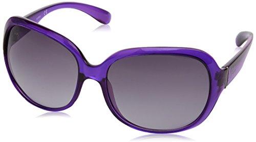 Guess Gu0243F, Gafas de Sol para Mujer, Morado (Violeta), 60