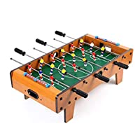 Table football table, table football game machine, multi-function football table, large table football machine, double competition, decompression, entertainment, weight: 4.5 kg, size: 70 * 36 * 8 cm