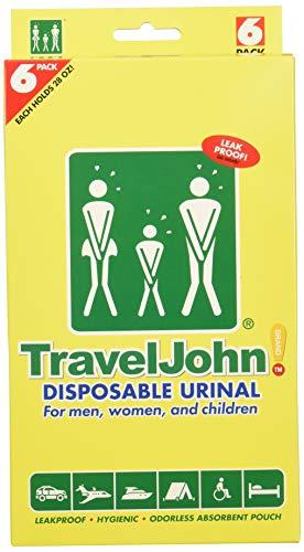 TravelJohn-Disposable Urinal by Travel John -