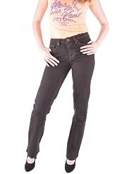 H.i.s jeans w605, brown black jeans hIS-mara 123–10–519 tailles différentes