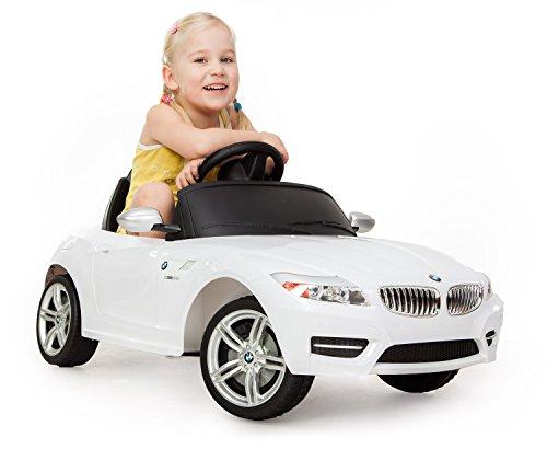 BMW Z4 Elektro Kinderauto Elektroauto elektrisches Kinderfahrzeug für Kinder Ride-On Auto Spielzeug ferngesteuert