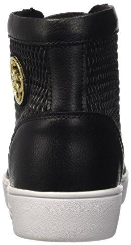 Guess Gloria, Chaussures de Gymnastique Femme Noir (Nero)