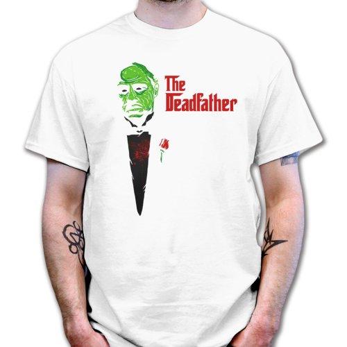 The DeadFather Zombie T-shirt Weiß
