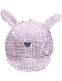 QinMM Sombrero de Gato Lindo de Las niñas y niños bebé 479d8484799