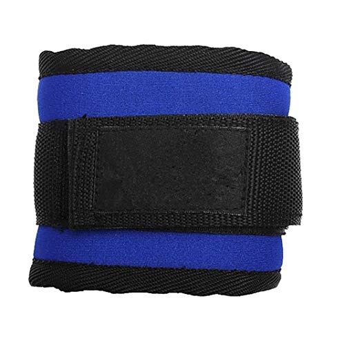 OMMO LEBEINDR 1pc Sport Knöchelriemen Handgelenkstütze Stulpe Knöchelriemen-Ring-Tools Für Personal Care (blau) Für Männer