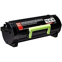 Lexmark 50F0UA0 Cartucho 20000páginas Negro tóner y cartucho láser - Tóner para impresoras láser (Negro, MS610de, MS510dn, MS610dte, 1 pieza(s), Laser cartridge, 20000 páginas, Laser)
