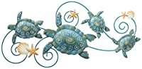 "Regal Art &Gift Sea Turtle Wall Decor, 31"" from Regal Art and Gift"