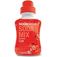 Sodastream 1020101340-IBE - Concentrado de 500 ml, sabor de Cola