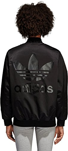 adidas Damen Styling Complements Sst Jacke, Black, 36