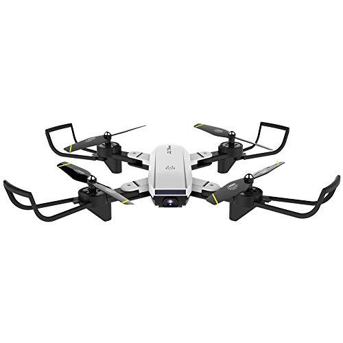 Never-hu SG700-D Falten Drohne Optischer Fluss Positionierung 1080P HD Dual Kamera Echtzeit Video 4 Kanäle Feste Höhe 360 Grad Rolle Lange Akkulaufzeit WiFi Luftflugzeuge RC Quadcopter