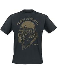 Black Sabbath U.S. Tour '78 T-Shirt black