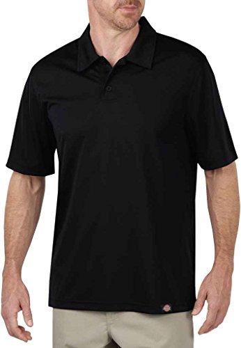 Dickies Herren Poloshirt schwarz