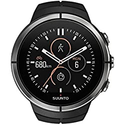 Suunto Spartan Ultra Black - SS022659000 - Reloj Multideporte GPS - Talla única - Negro